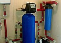 Комплексная система водоочистки.
