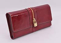 Кошелек женский кожаный JCCS 3072 красный, фото 1