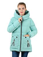 Куртка- пуховик женский Z10156, фото 1