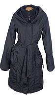 Куртка-плащ для женщины с поясом