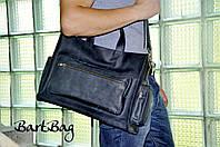 """Кожаная сумка """"Брэдли"""""""