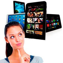 Как выбрать лучший планшет в интернет-магазине.