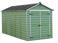 Хозблок SkyLight 6×12 Green Shed