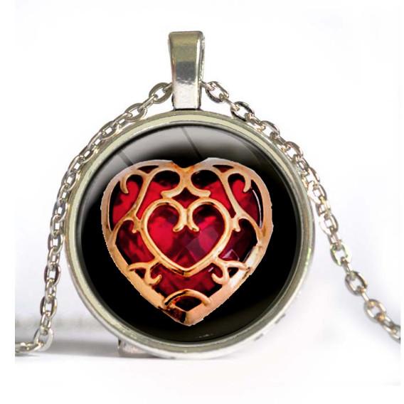 Полум'яне Серце - амулет любові і мудрості
