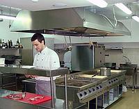 Профессиональная кухонная вентиляция. Киевская область