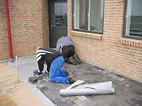 Геотекстиль под тротуарную плитку 125г/м2