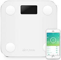 Весы напольные Yunmai Mini Smart Scale white (M1501-WH) EAN/UPC: 6926586366665