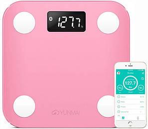 Весы напольные Yunmai Mini Smart Scale pink (M1501-PK), фото 2