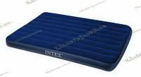 Надувной матрас (кровать) велюр Intex 68759, фото 1