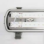 Світлодіодний промисловий світильник Feron AL5043 600 мм 22W 6400K, фото 3