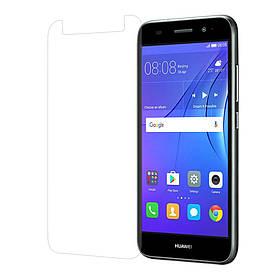 Защитное стекло XS для Huawei Y3 2017 0.26 mm 2.5D