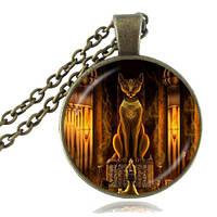 Египетская кошка - защита от злых духов