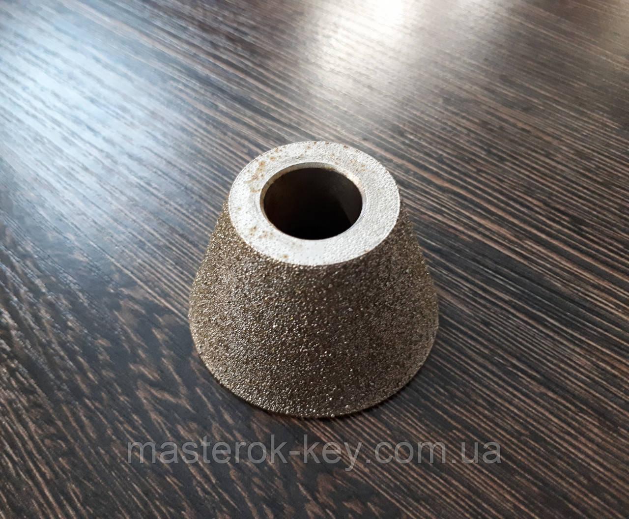 Конусный камень для станка СОМ