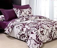 Полуторное постельное белье Ривьера, бязь