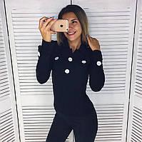 Женская стильная рубашка (2 цвета), фото 1