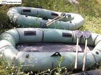 Лодки лисичанские