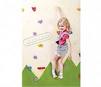 Детский скалодром «Лесочек» KIDIGO SDS06