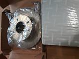 Тормозной диск FORD ESCORT-90/ SIERRA -93 передний, фото 3