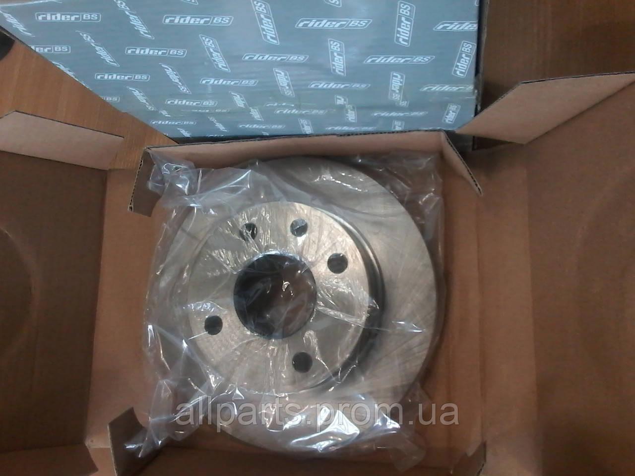 Тормозные диски Rider (страна производитель Венгрия)