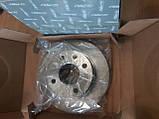 Тормозной диск FORD ESCORT-90/ SIERRA -93 передний, фото 2