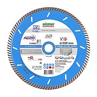 Алмазный диск Distar 1A1R Turbo 230 x 2,6 x 10 x 22,23 Extra Aero 5D (10115027017), фото 1