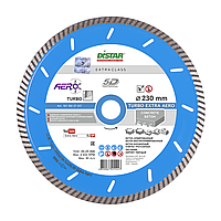 Алмазный диск Distar 1A1R Turbo 230x2,6x10x22,23 Extra Aero 5D (10115027017)