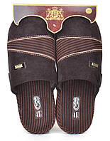 Тапочки домашние мужские 4Rest Classic brown, Коричневый, 42