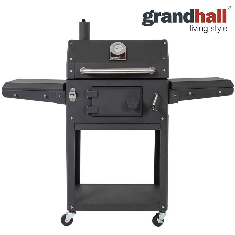 Угольный гриль GrandHall Xenon