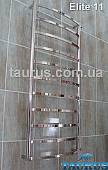 Нержавеющая полотенцесушилка  Elite 11 (1150 х 500 мм).