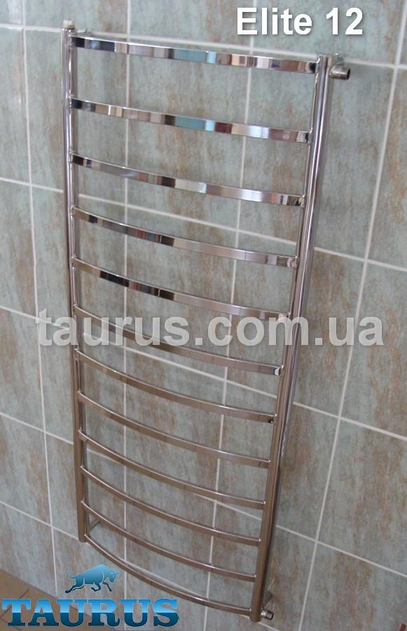 Полотенцесушитель из нержавеющей стали Elite 12/400  от украинского производителя ТМ TAURUS.