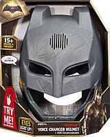 Маска Бэтмена меняющая голос (Batman v Superman: Dawn of Justice Voice Changer Helmet Mask), Mattel