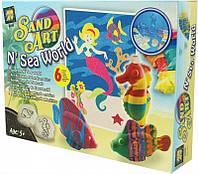 Набор для творчества океан из песка