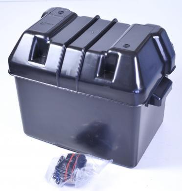Аккумуляторный ящик с ремнем