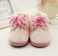 Пинетки-ботиночки, полосатики