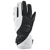 Мотоперчатки женские IXS Selina белый черный DXL