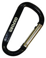 Карабин для ключей Oxford Carabiner Black