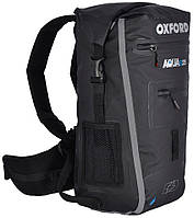 Рюкзак Oxford Aqua B-25 черный серый