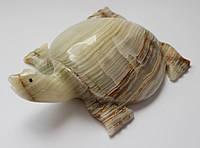Черепаха из оникса (17 см)
