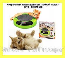 """Интерактивная игрушка для кошек """"ПОЙМАЙ МЫШКУ"""" CATCH THE MOUSE"""