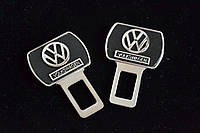 Заглушка в замок ремня безопасности Volkswagen (VW, Фольксваген, фольцваген)