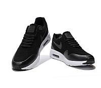 Mужские кроссовки Nike Air Max 87 Ultra Moire Чёрные, фото 1