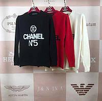 Женский свитшот (свитер, реглан) Chanel