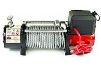 Лебедка электрическая автомобильная Dragon Winch DWM 10000 HD