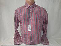 Мужская рубашка с длинным рукавом в клетку Kiabi
