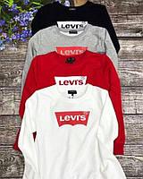 """Жіночий світшот (реглан) """"Levis"""", левіс"""