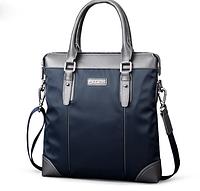Мужская кожаная сумка. Модель 61210, фото 4