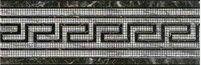 Фриз InterCerama Alon серый Шб 23Х7,5 39 071, фото 2