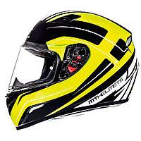 "Шлем MT MUGELLO MAKER black\fluo yellow ""L"", арт. 11033781, фото 1"