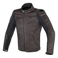Мотокуртка DAINESE Street Darker кожа перф. коричневый 52