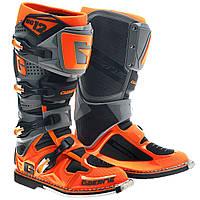 Мотоботинки кроссовые Gaerne SG-12 оранжевые, 44